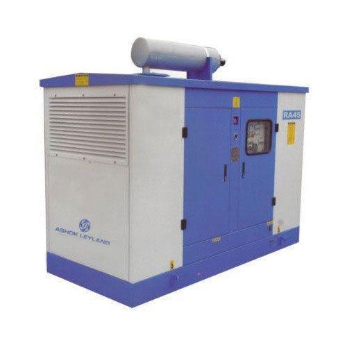 power generators. Ashok Leyland Power Generator Generators