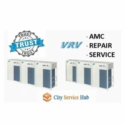 VRV Repair Maintenance Service, Local, City Service Hub   ID