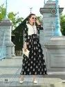 Glamour-Aradhna New Latest Stylish Designer Heavy Rayon With Ordinary Print Long Kurtis Long
