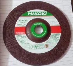 Hikoki Brown Dc Wheel 7, Thickness Of Wheel: 7x6mm Thik