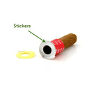 High-Quality Smokeless Self-Stick Moxa Tube Acupuncture