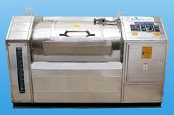 Stainless Steel Horizontal Top Loading Washing Machine, Rated Capacity: 10 to 100 kg, 0.5