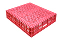 Meenakshi Polymers Plastic Square Solid Box Packing Crates