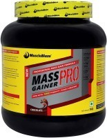 Whey Protein Vegetarian Muscleblaze Mass Gainer Pro, Powder, for Weight Gainer
