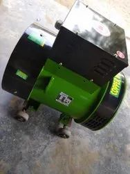 Double Bearing Electric Alternator