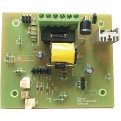 Solar Charge Controller With Dimming and Motion sensor
