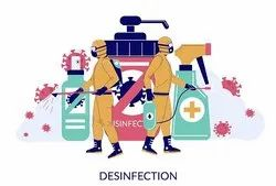 Industrial Disinfectant Service