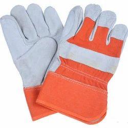 Unisex Industrial Safety Gloves