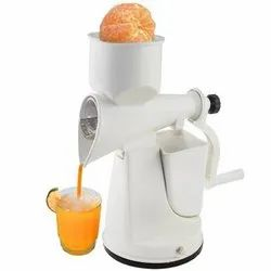 Fruit And Vegetable Plastic Hand Juicer