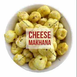 Roasted Cheese Makhana