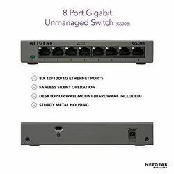 Netgear Switch GS 308