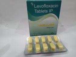 Levotran Levofloxacin 250 Mg, Packaging Type: Strips