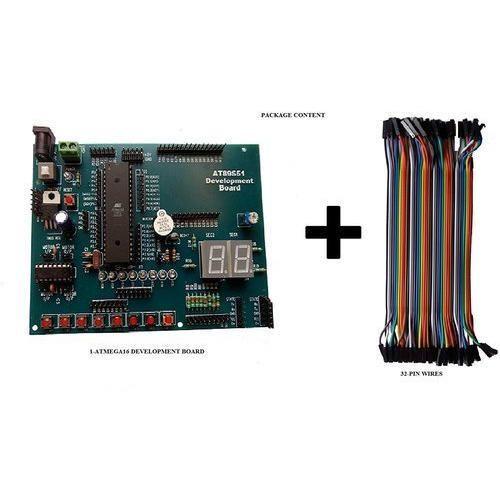 8051 Microcontroller Development Board