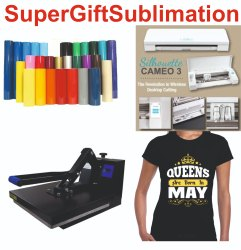 T- Shirt Vinyl Printing Machine