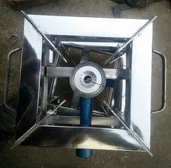 Stainless Steel Bhatti