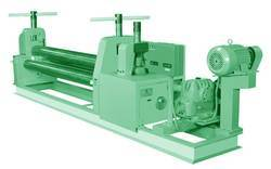 3 Roll Hydraulic Plate Bending Machine