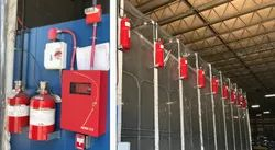 Direct Fire Suppression System