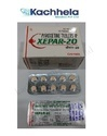 Xepar 20 Mg Tablet