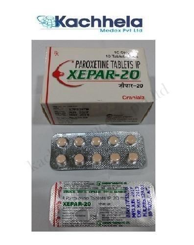 Xepar 20 Mg Tablet
