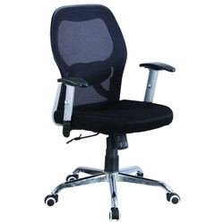 7269 M/b Revolving Mesh Chair