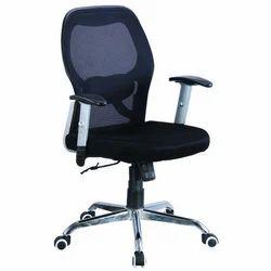 7269 M/b Revolving Mesh Chair