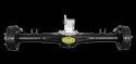 Black 33 Cy Differential, E Rickshaw, B04-33cy