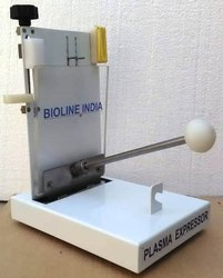 BiolineIndia Plasma Expresser (Blood Component Extractor) for Hospital