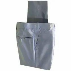 Terry Cotton Grey Boys School Trouser