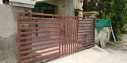 MS Main Gate Railing