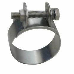 Klampwel Steel Nut Bolt Hose Clips, for Industrial