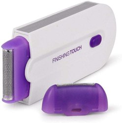 Finishing Touch Pain Hair Remover with Sense and Ir Shaver (Multicolour)