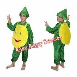 Kids Lemon Costume