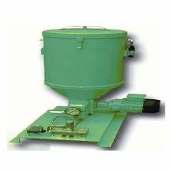 High Pressure Motorised Grease Pump