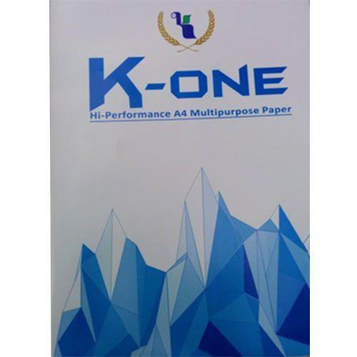 K One Photo Copier Paper 68 Gsm
