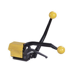 Sealless Strapping Tool