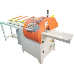 Automatic Pallet Block Saw Cutting Machine