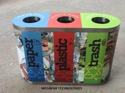 Trio Segregation Dustbin