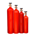 Aluminum Fire Extinguisher Cylinders