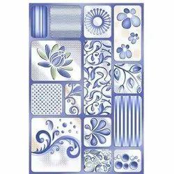 Loriox Ceramic Digital Wall Tiles, Size: 25x45 cm