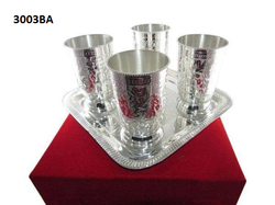 db4347bc77c3 Star Unique Handicraft Brass Water Glass Silver Plated