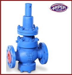 Pilot Operated Pressure Regulating Valve