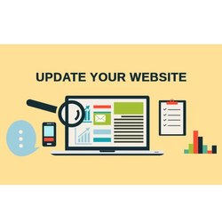 Online Website Updating Service with 24*7 Support