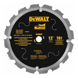 Laminate & Fiber Cement Saw Blades