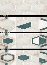 6036 (L, HA, HB) Hexa Ceramic Tiles