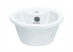 Parryware Regal O Bowl Wash Basin White