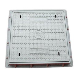 600x600 Mm FRP Square Manhole Cover