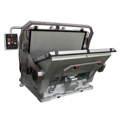 Die Platen Punching with Hot Foil and Embossing Unit