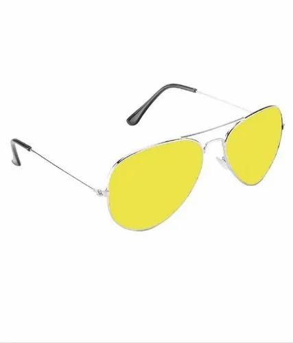 5d1d25717fc7 Unisex Stainless Steel Ochila Yellow Aviator Sunglasses, Rs 34 ...