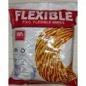Pvc (insulated Material) Pvc Flexible Electrical Wire, Packaging Type: Packet