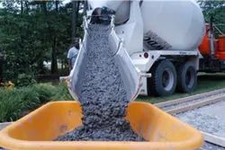Gray Ready Mix Concrete, in Nagpur, Packaging Type: Bag